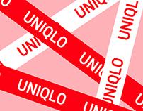 Uniqlo Sans (Concept Typeface Redesign)