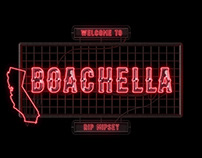 YG — Welcome To Boachella — Concept byDBDS®