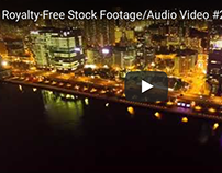 Royalty-Free Stock Footage/Audio Video #2