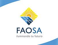 FAOSA Logotype