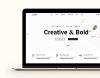 Larch - Responsive Multipurpose WordPress Theme