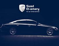 Suad El-amery | Branding