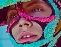 """""""OMFG"""" Editorial for Male Model Scene"""