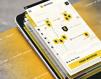 Motaxis | Campus Mobile - UX and UI Design