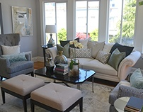 Large, Transitional, Home-Staging in San Francisco