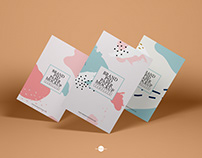 Free Brand PSD Paper Mockup Template