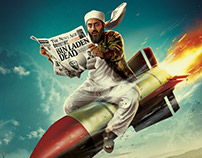 first poster for 'TERE BIN LADEN II'
