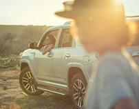 Family time with the TOYOTA 4Runner