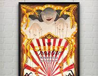 Cabaret Insólito | Poster
