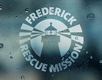 Frederick Rescue Mission Brand + Identity