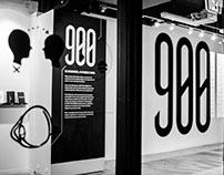 900 Exhibition Video