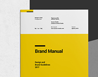 Brand Manual & Guidelines - Tycoon Series