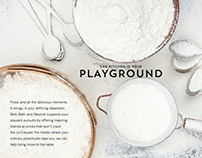 Bed, Bath and Beyond Cooking Catalog