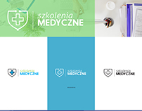 Logo for Medical Training Courses.