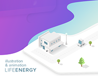LifeEnergy | UI Animation