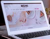 Momi - Web Design & Development