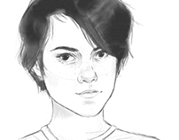 iPad Pro Artist Portraits