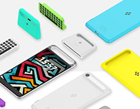 Modular Phone Concept