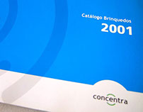 Concentra_Catálogo Brinquedos 2001
