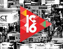 InfoComm 2016 A/V Tech Conference Branding