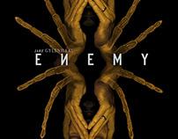 Enemy poster design