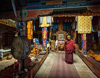 The Monastery & Monk