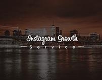 Instagram Growth thread design