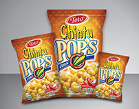 Chintu Pops Packaging