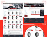 Online tire store EuroShina