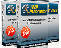WP Automator review - 65% Discount and FREE $14300 BONU
