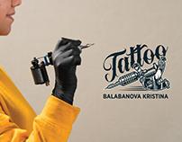 Identity tattoo studio named after balabanova kristina