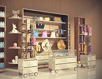 877-Retail Kiosk Design