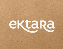 Identity and Packaging for Ektara