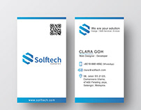 Solftech Namecard