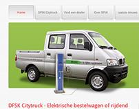 Webdesign DFSK (2012)
