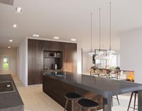 Housing project in Denmark