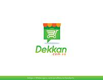 Logo Designs - Dekkan Online Shop