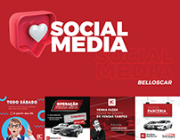 Social Media - Belloscar