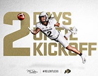 Colorado Football - Countdown to Kickoff