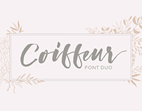 Coiffeur font duo