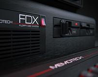 CGI – MEMOTECH MTX512 with FDX