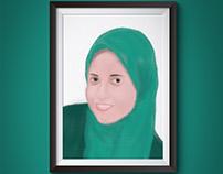 Esraa Portrait