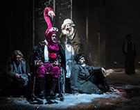 """""""Ubu"""", directed by Tomi Janežič Trondelag Teater"""