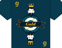 Ultimate Frisbee Club Team - Jersey Design