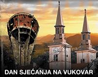 Plakat za Dan sjećanja na Vukovar