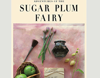 Adventures of the Sugar Plum Fairy - Book Cover