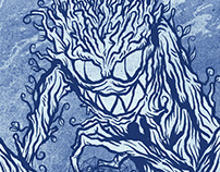 Ilustración para Radiohead (Concurso)