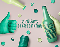 Clean Up Drink Up Branding