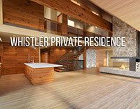 Whistler Private Residence
