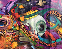 KELBURN FESTIVAL - Collaboration with Dr.Zadok '18